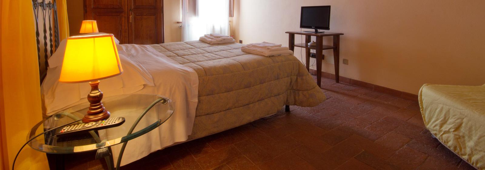 Hotel volga Montepulciano